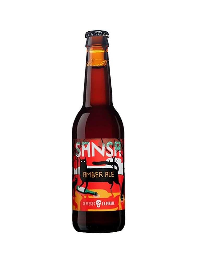Cerveza La Pirata Sansa