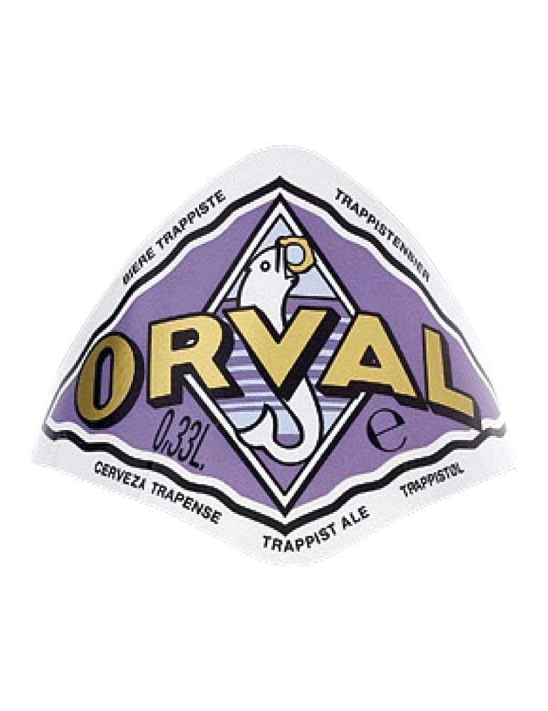 Etiqueta Orval