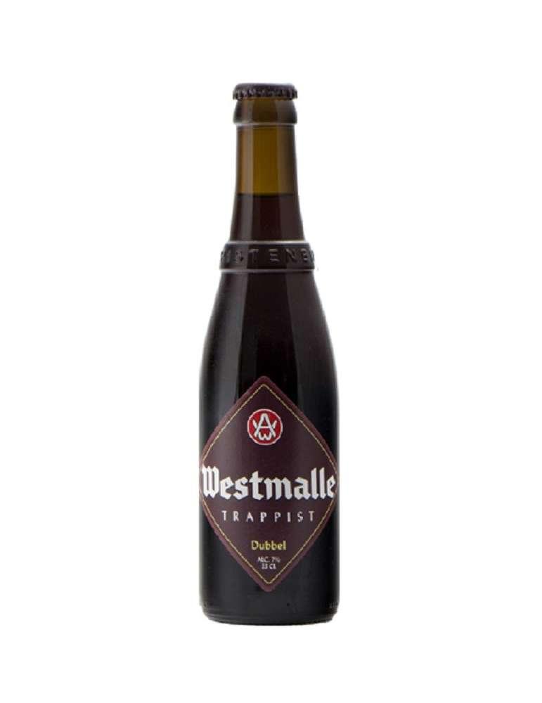 Cerveza Belga Westmalle Dubbel
