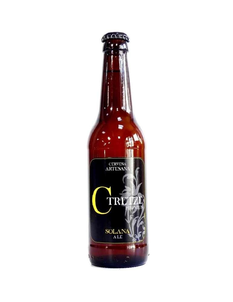 Cerveza CTretze Solana Pale Ale