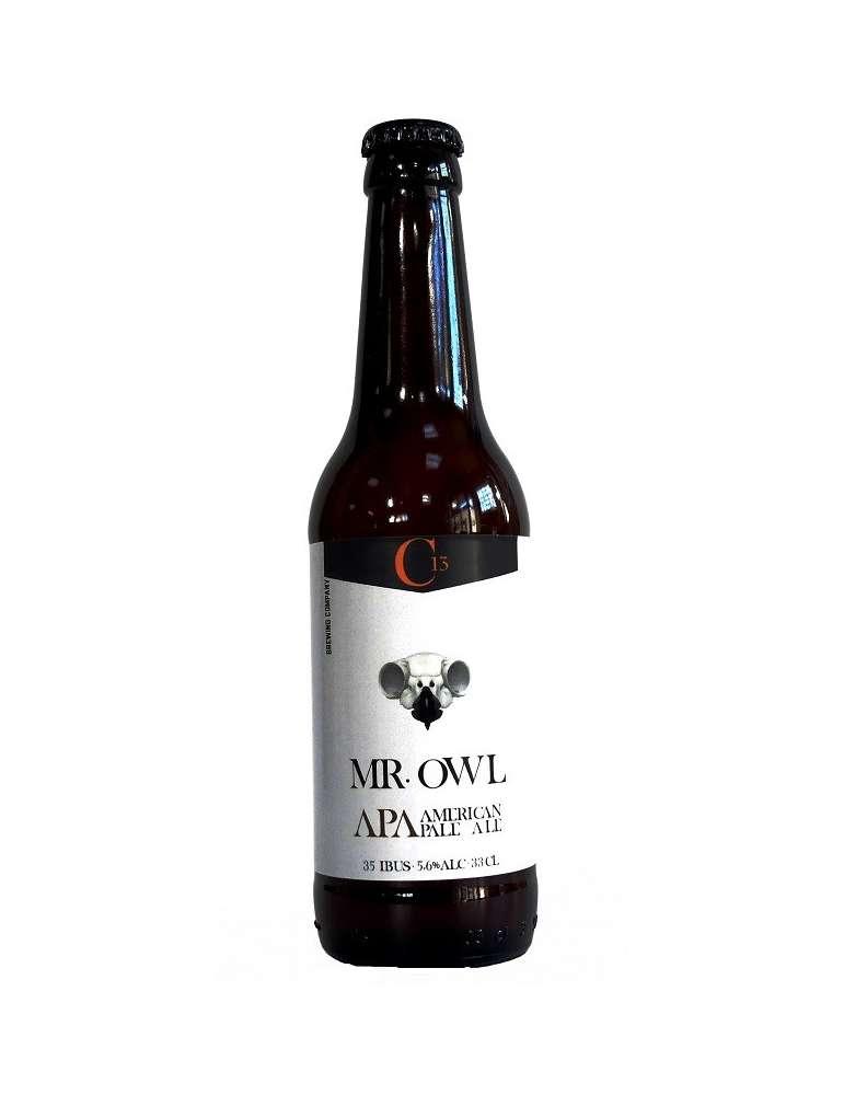 CTretze Mr.Owl American Pale Ale