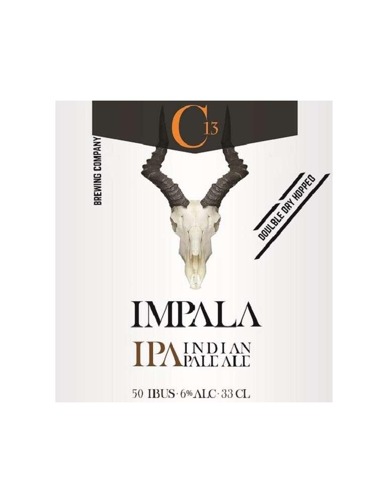 Cerveza Impala IPA