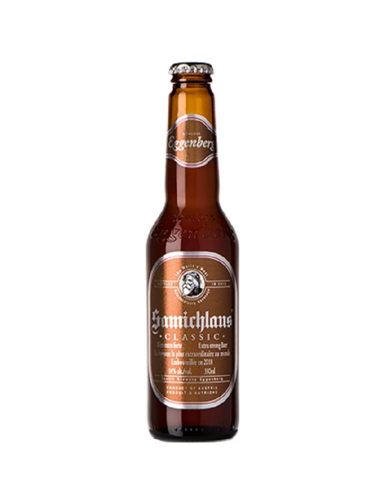 Cerveza austriaca Schloss Eggenberg Samichlaus Classic 33cl.