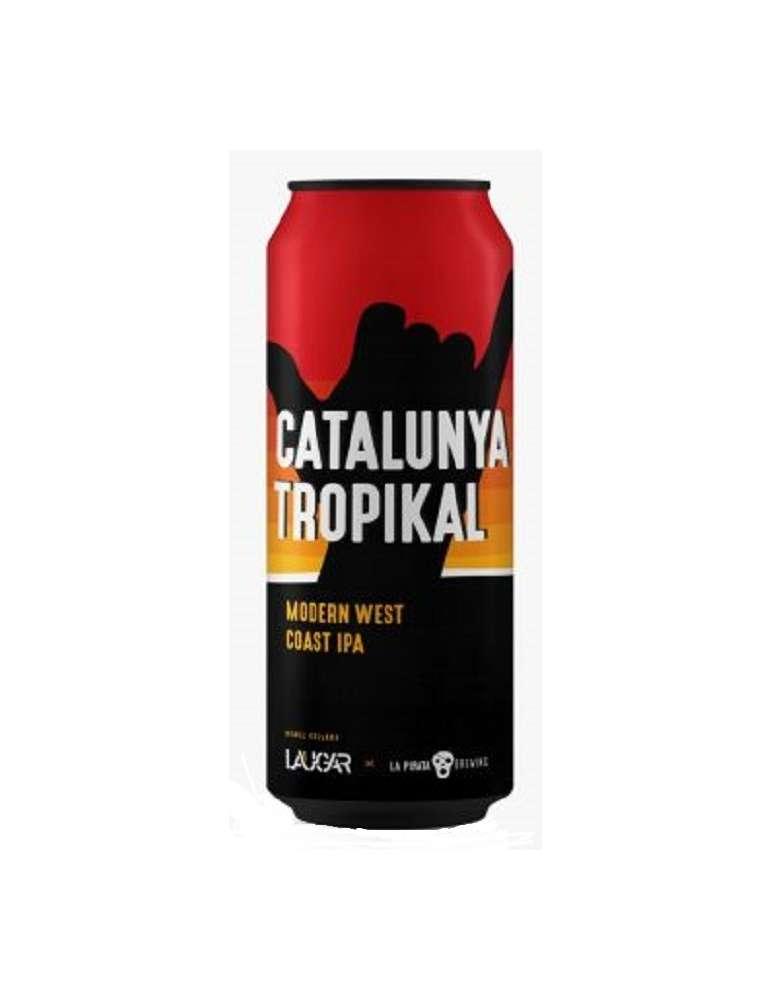 La Pirata Catalunya Tropikal Modern West Coast IPA