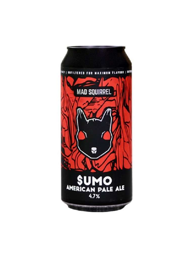 Lata Mad Squirrel Sumo APA