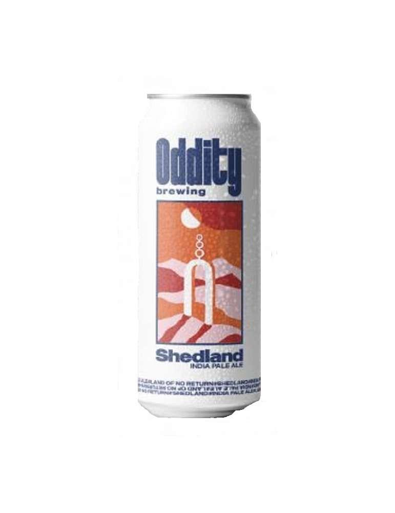Oddity Shedland IPA 44cl