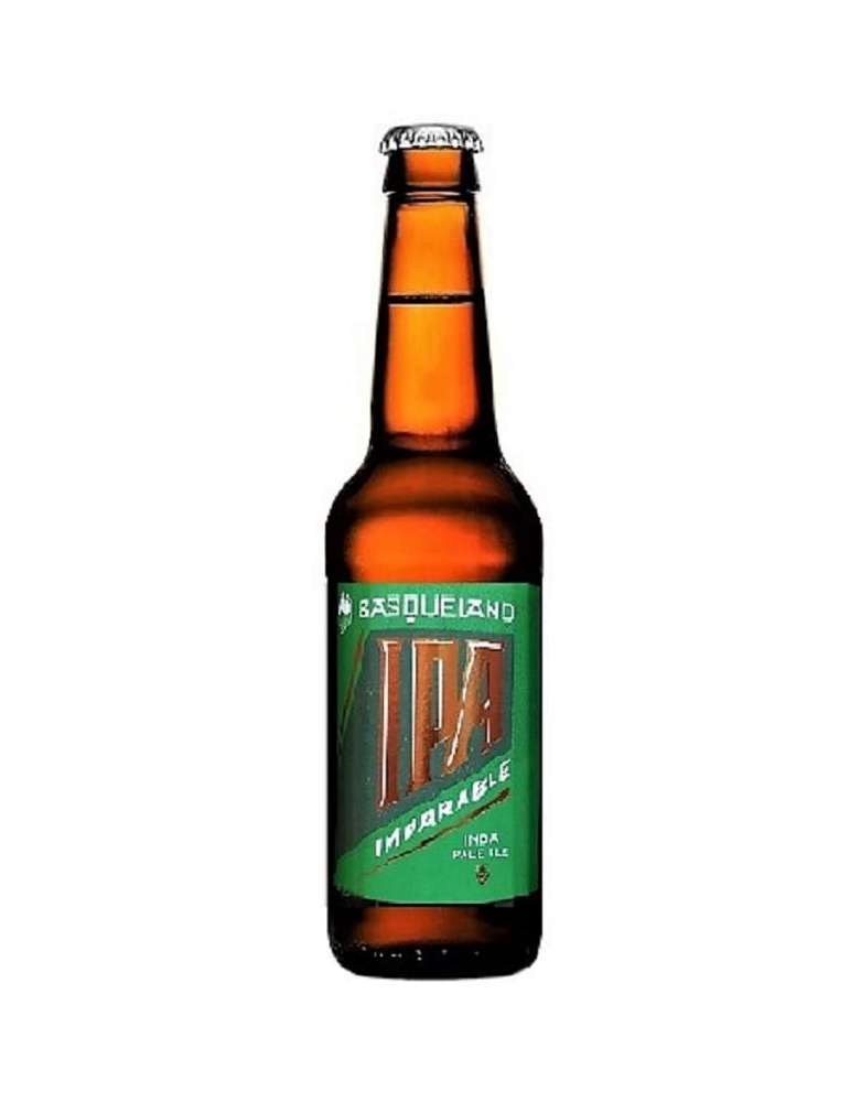 Cerveza Basqueland Imparable IPA 33cl