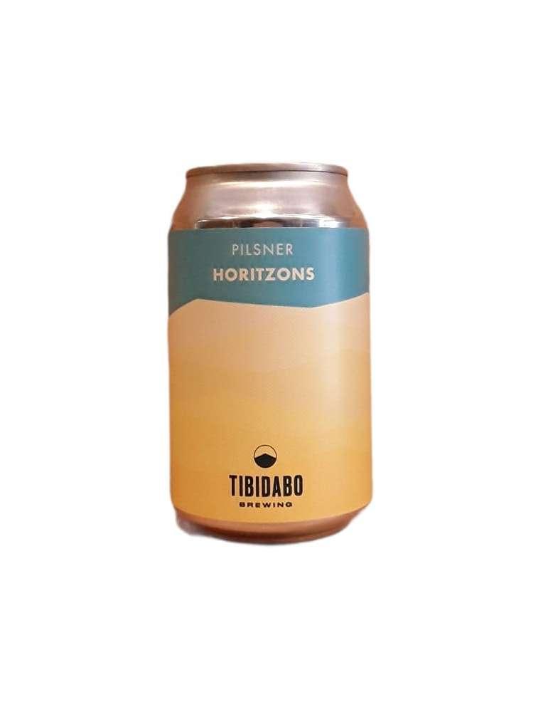Cerveza Tibidabo Horitzons Pilsner