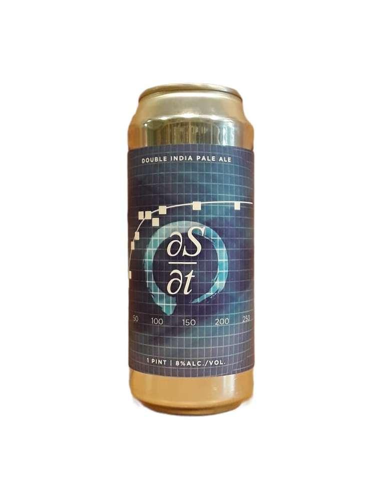 Cerveza Equilibrium dS/dt DIPA