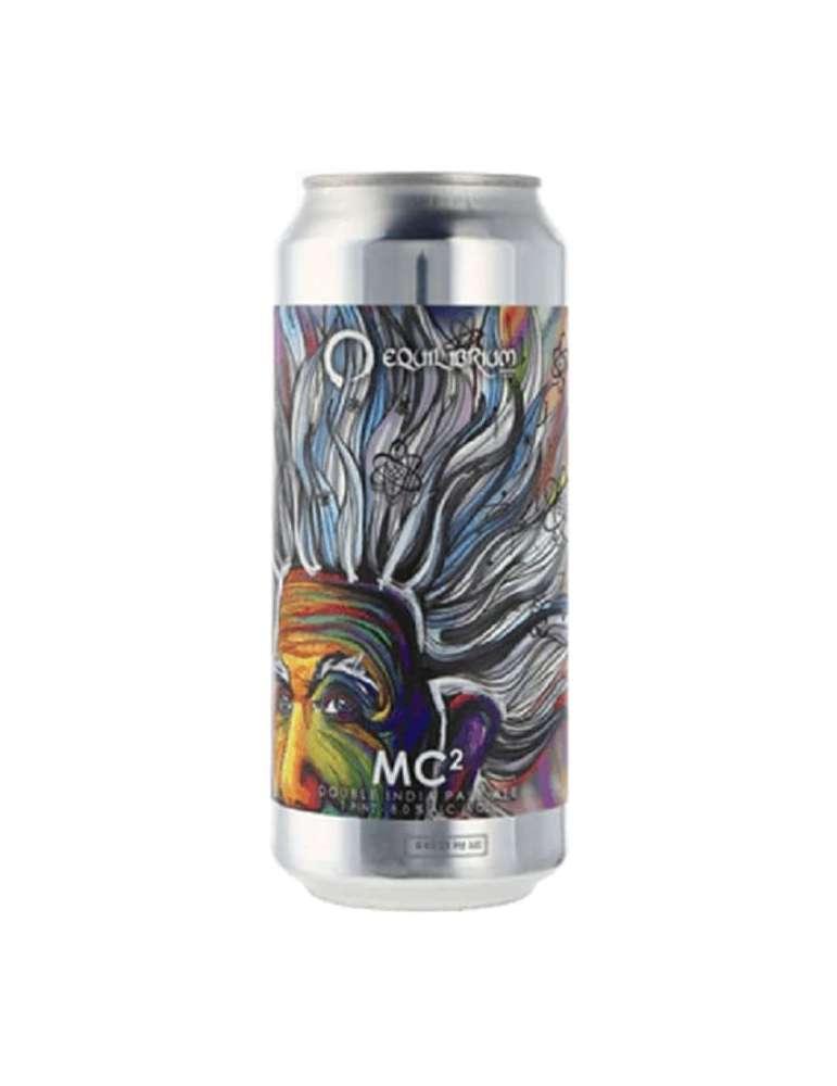 Cerveza Equilibrium MC2 DIPA 473ml