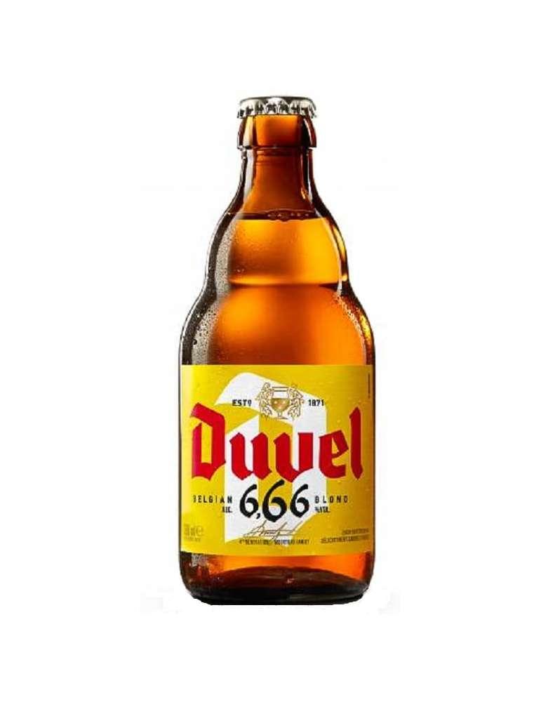Cerveza Duvel 6.66