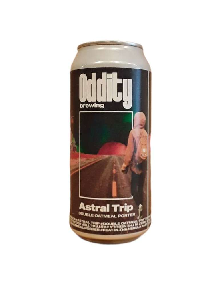 Cerveza Astral Trip de Oddity Brewing