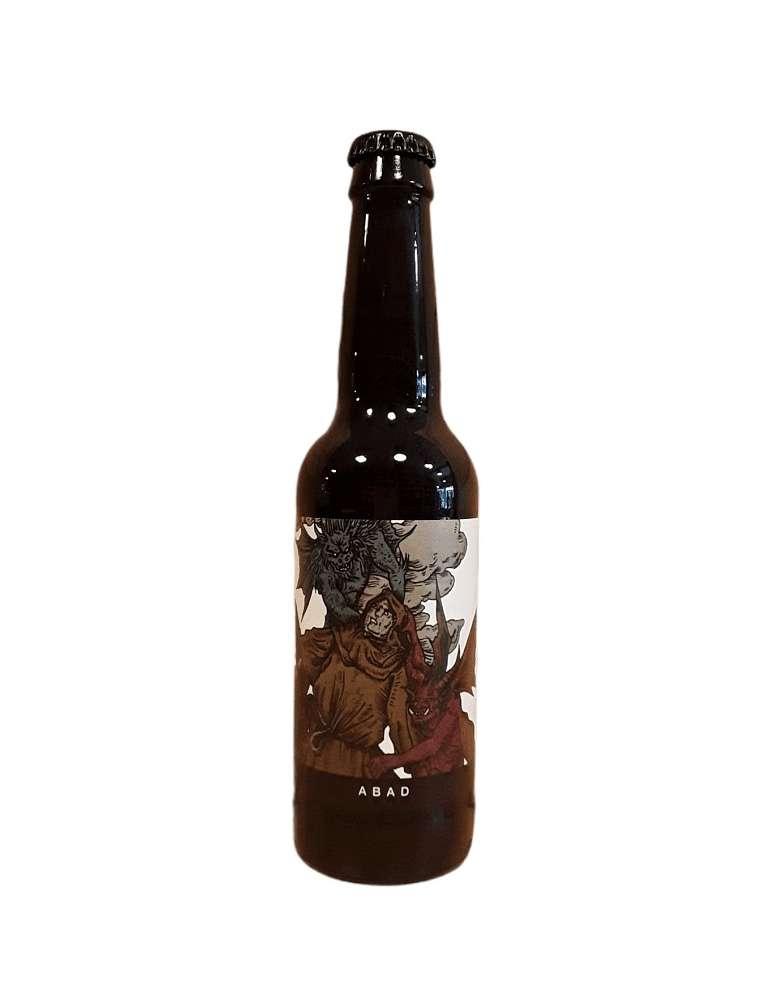 Cerveza Espina de Ferro Abad