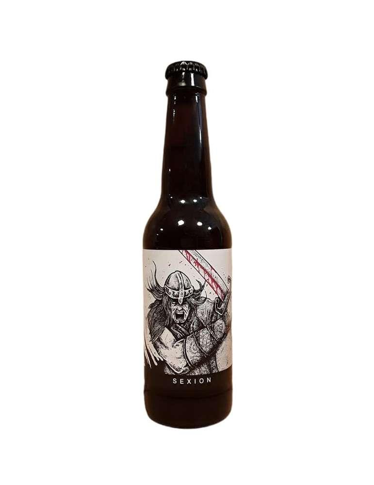 Cerveza Espina de Ferro Sexion