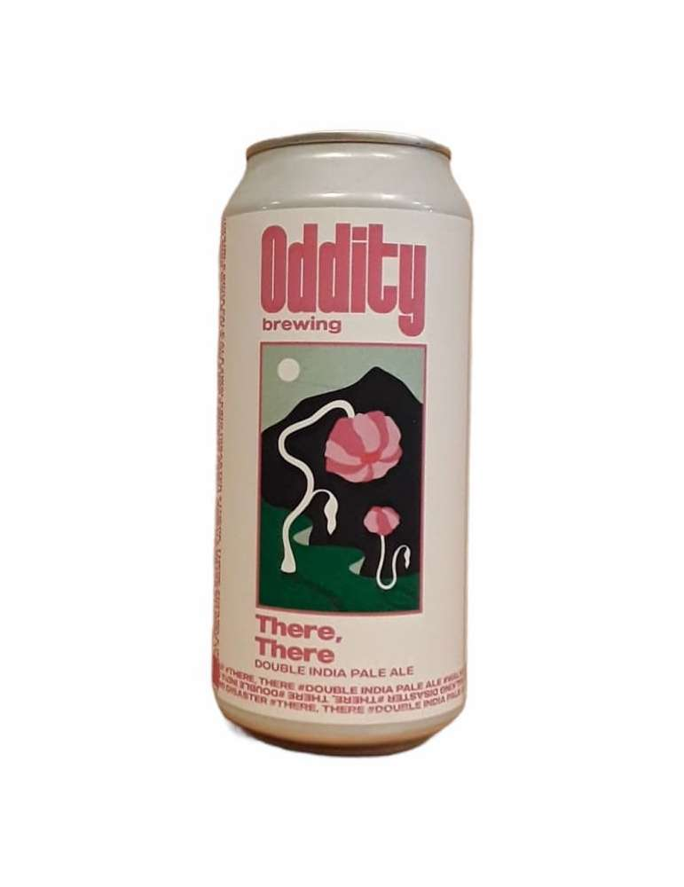 Oddity There There Double IPA