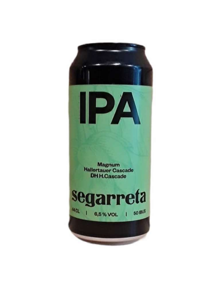 Cerveza Segarreta IPA Lata 44cl