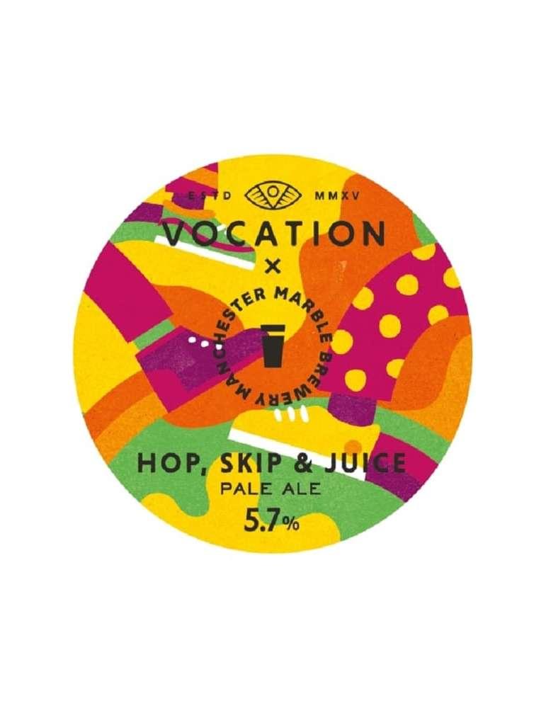 Vocation Hop, Skip, Juice
