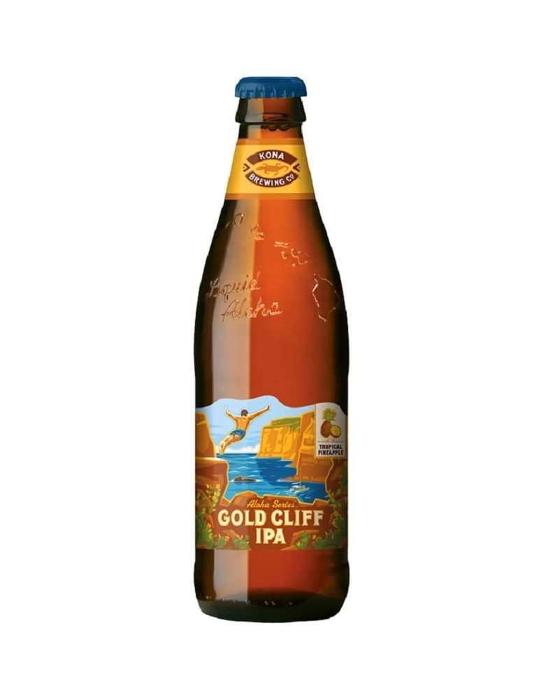 Cerveza Kona Gold Cliff IPA