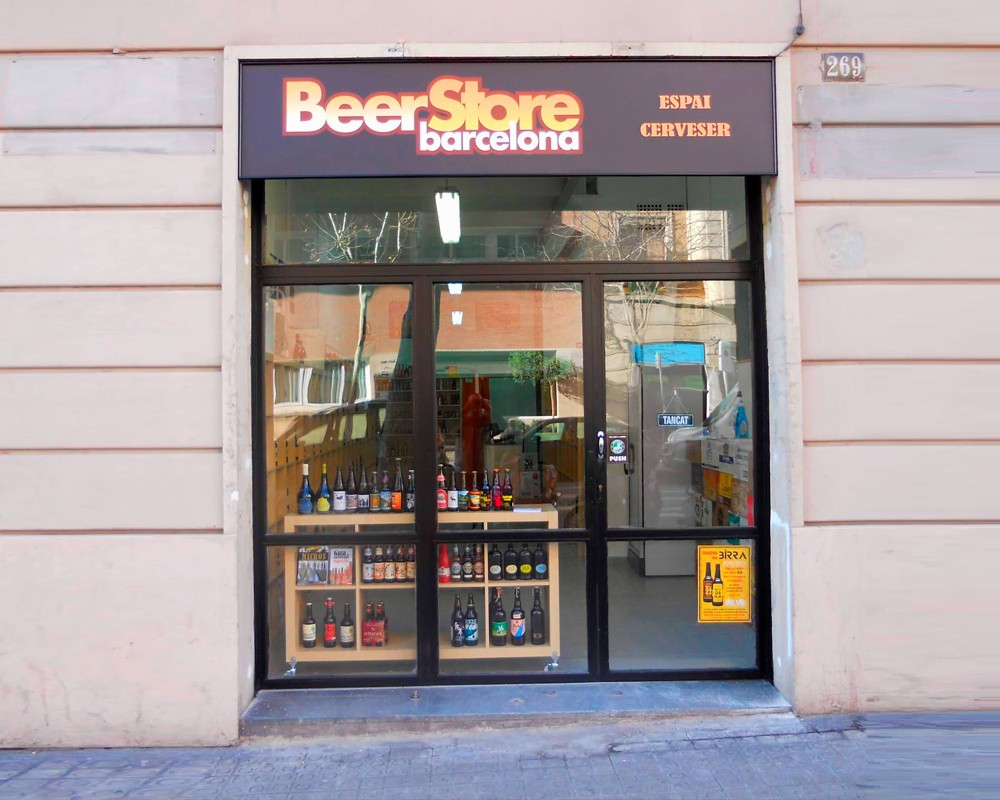 BeerStore Barcelona: Los orígenes...