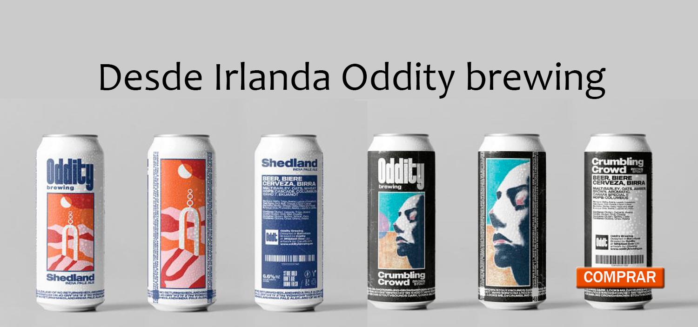 Oddity brewing